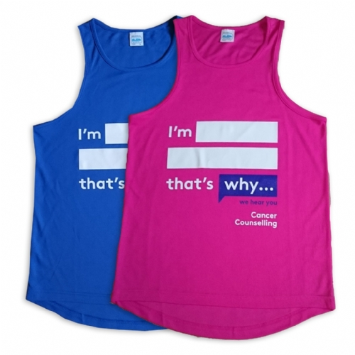 Customisable Running Vest