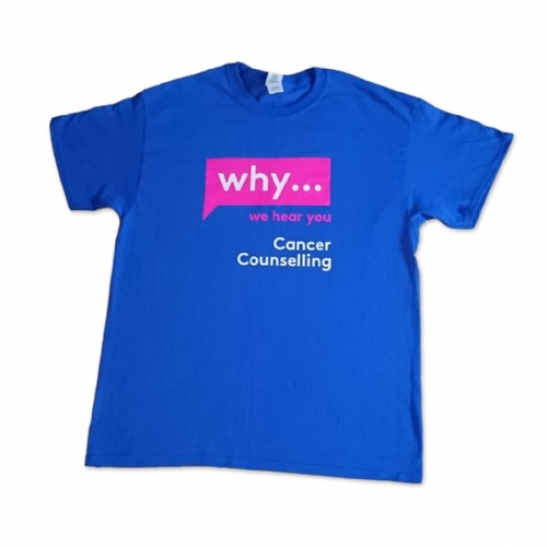 WHY Official T-Shirt