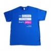 WHY Official Customisable T-Shirt